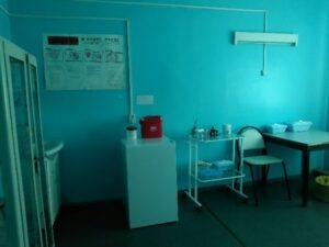 Фото 24. Медицинский кабинет