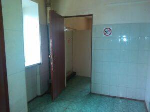 Фото 19. Предбанник туалета