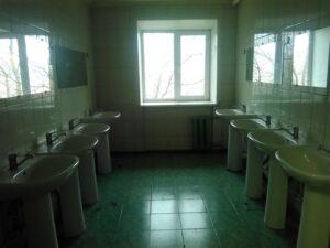 Фото 21. Умывальная комната