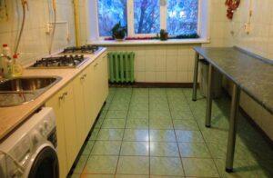 Фото 11. Кухня студентов