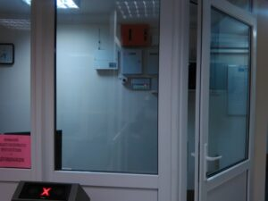 Фото 8. Пропускная система (1 этаж)